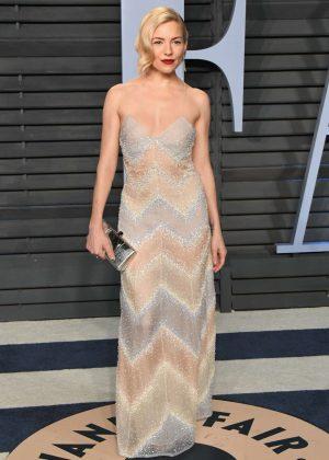 Sienna Miller - 2018 Vanity Fair Oscar Party in Hollywood