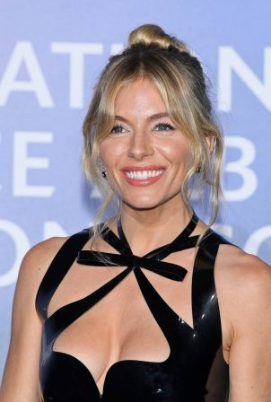 Sienna Miller - 2020 Monte-Carlo Gala For Planetary Health