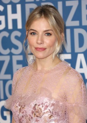 Sienna Miller - 5th Annual Breakthrough Prize Ceremony in Mountain View