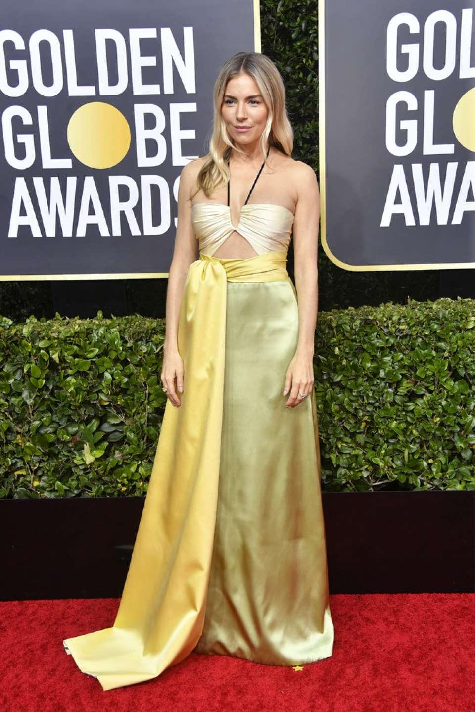 Sienna Miller - 2020 Golden Globe Awards in Beverly Hills