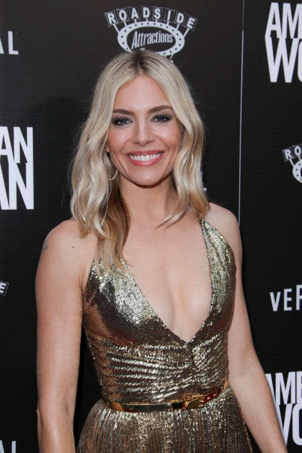 Sienna Miller - 'American Woman' Premiere in Los Angeles