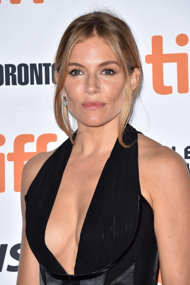 Sienna Miller - 'American Women' Screening - 2018 TIFF in Toronto