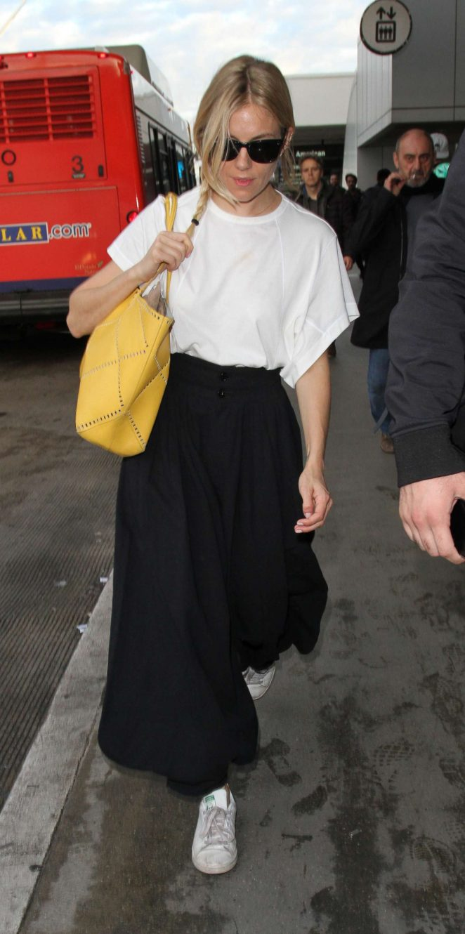 Sienna Miller at LAX airport in Los Angeles -08
