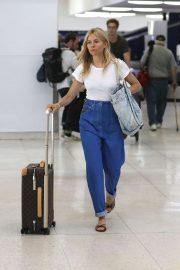 Sienna Miller at LAX
