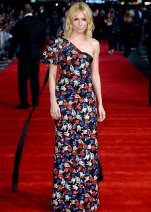 Sienna Miller - 'Burnt' Premiere in London