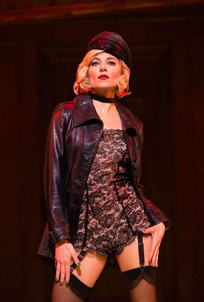 Sienna Miller - Cabaret Promotional Stills