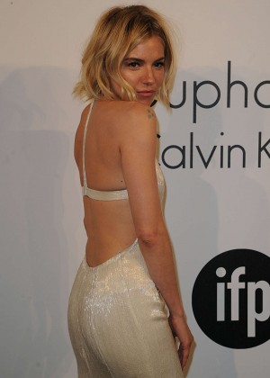 Sienna Miller - Calvin Klein Party 2015 in Cannes