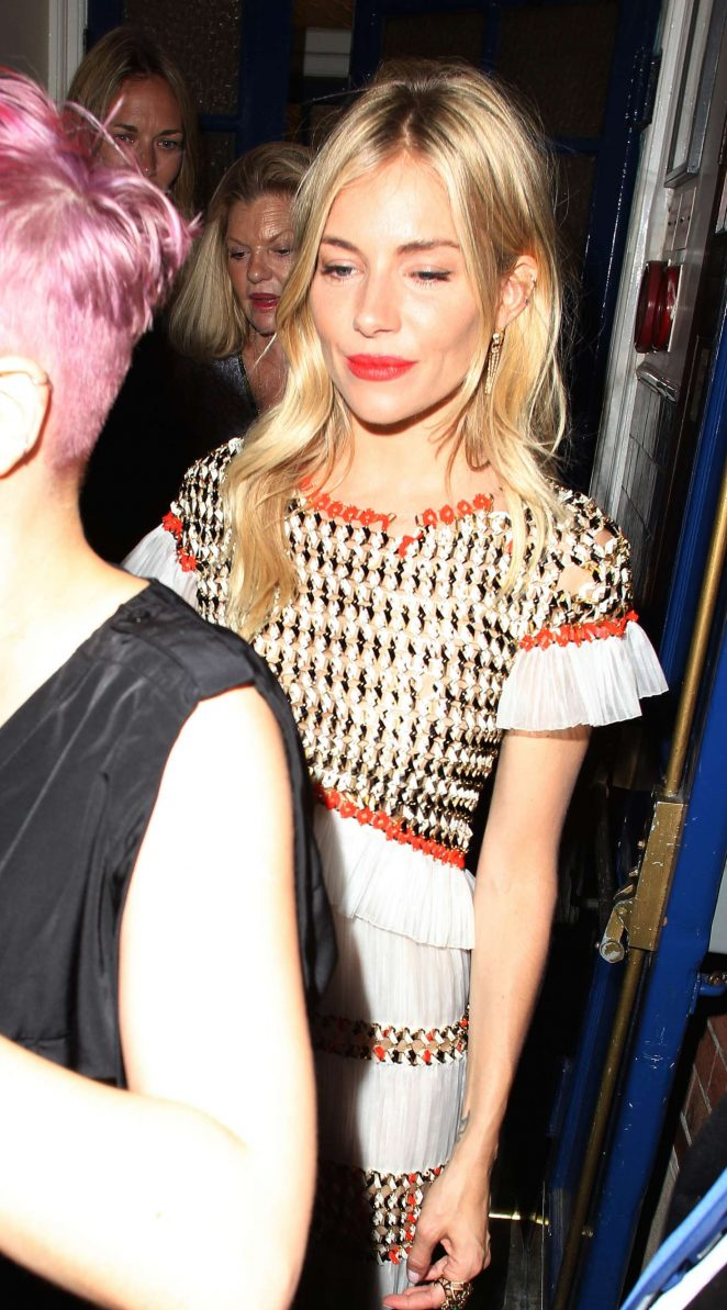 Sienna Miller: Cat On A Hot Tin Roof Play After Party -04