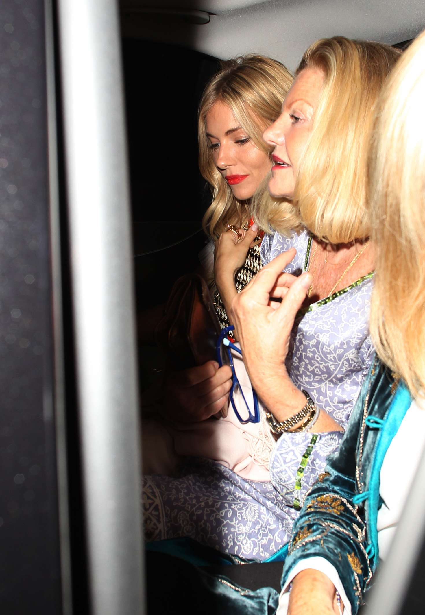 Sienna Miller: Cat On A Hot Tin Roof Play After Party -05