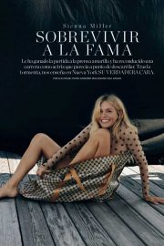 Sienna Miller - Elle Magazine (Spain - March 2020)