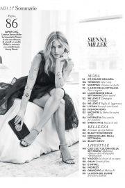 Sienna Miller - Grazia Italy Magazine (May 2019)