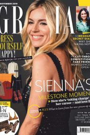 Sienna Miller - Grazia UK Magazine (November 2019)