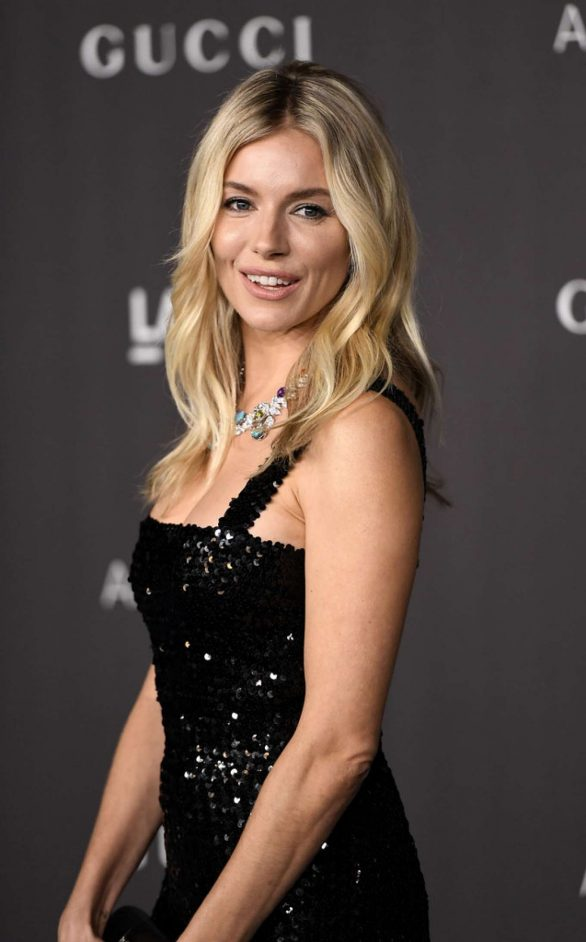 Sienna Miller - LACMA Art and Film Gala 2019 in Los Angeles
