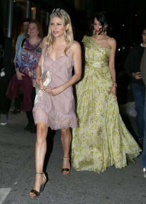 Sienna Miller - Met Gala Afterparty in New York City