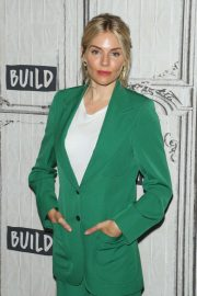 Sienna Miller - On Build Series to discuss 'The Loudest Voice' in New York City