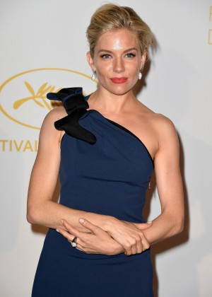 Sienna Miller - Opening Ceremony Dinner at 2015 Cannes Film Festival in France