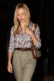 Sienna Miller - Out in Milan