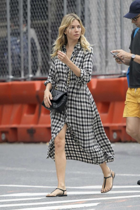 Sienna Miller - Out in New York City