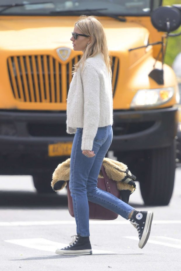 Sienna Miller: Out in New York -02