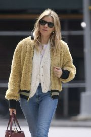 Sienna Miller - Out in New York