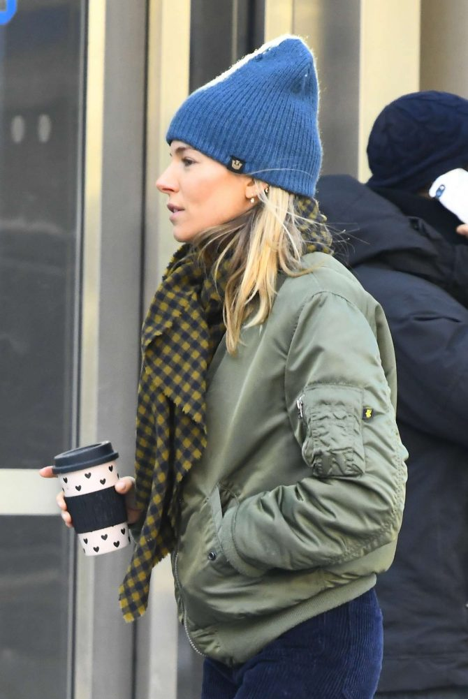 Sienna Miller: Out in New York -04