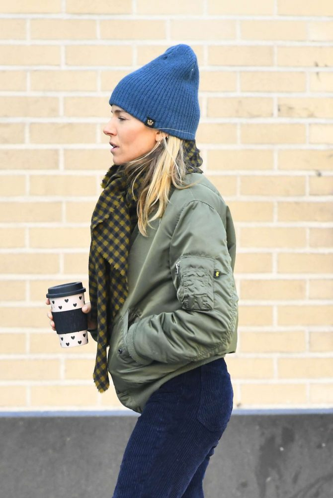 Sienna Miller: Out in New York -05