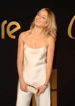 Sienna Miller - 'Panthere de Cartier' Watch Launch in Los Angeles