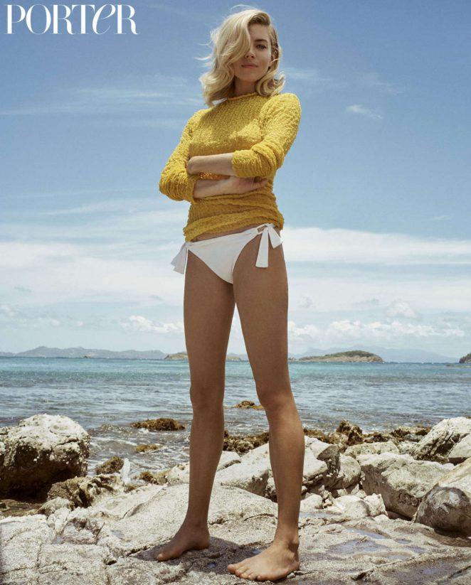 Sienna Miller - Porter Magazine Summer Escape 2016