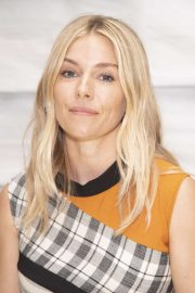 Sienna Miller - Promotes the TV series 'The Loudest Voice' and movie 'American Woman' in New York