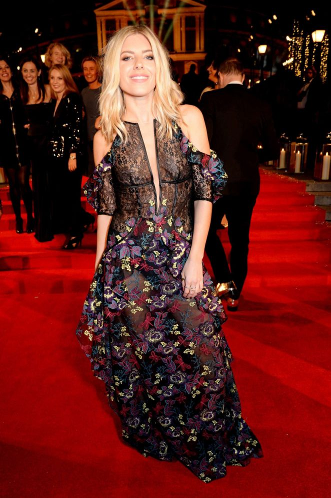 Sienna Miller - The Fashion Awards 2016 in London