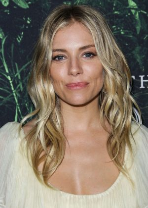 Sienna Miller - 'The Lost City Of Z' Premiere in Hollywood