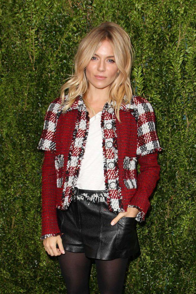 Sienna Miller - The Tribeca Chanel Women's Filmmaker Program Luncheon in NY