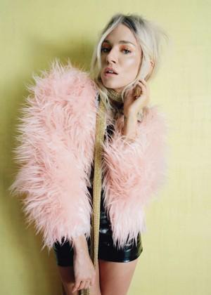 Sienna Miller - W Magazine (February 2015)