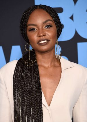 Sierra Mcclain - 2017 BET Awards in Los Angeles
