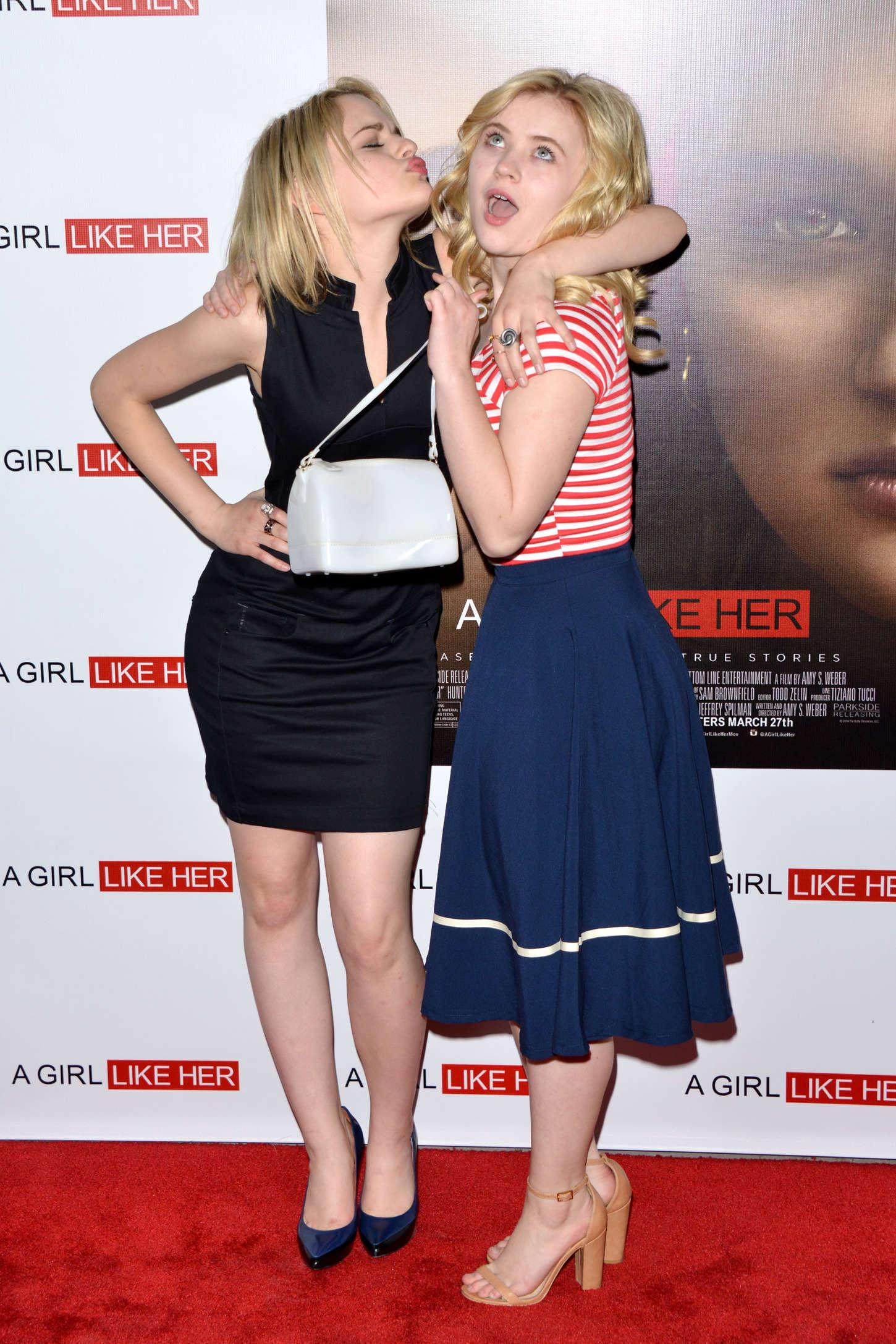 Sierra McCormick : A Girl Like Her Premiere -09 – GotCeleb