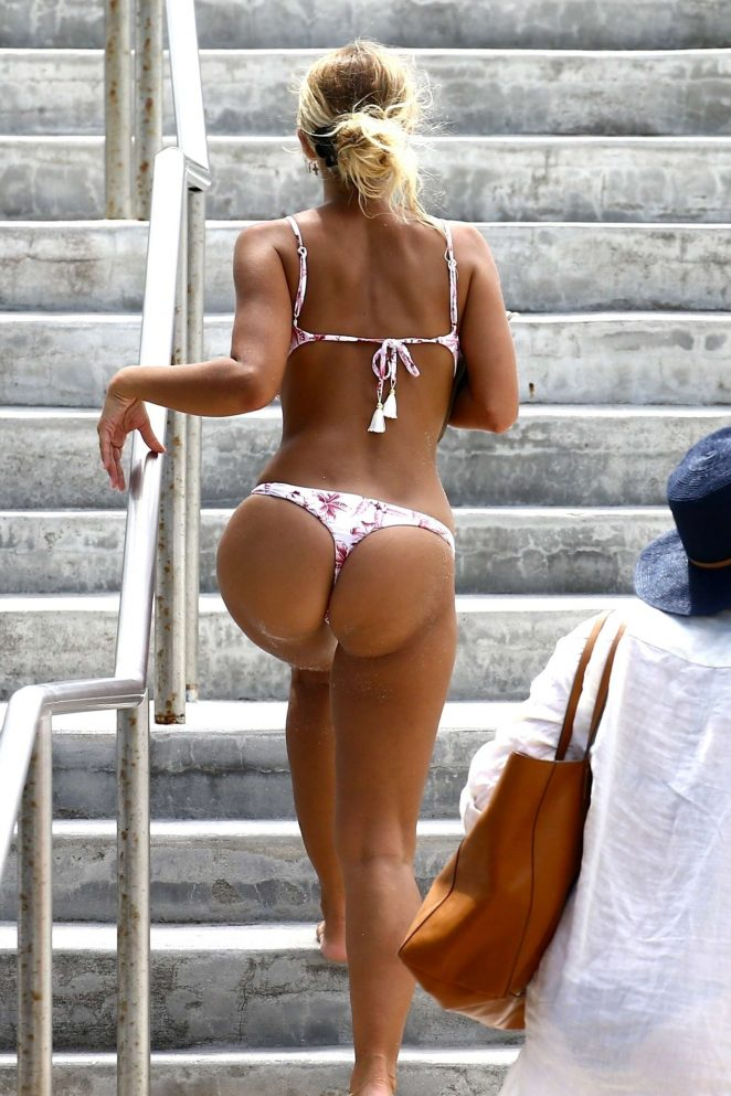 Sierra Skye in Bikini ... Katy Perry