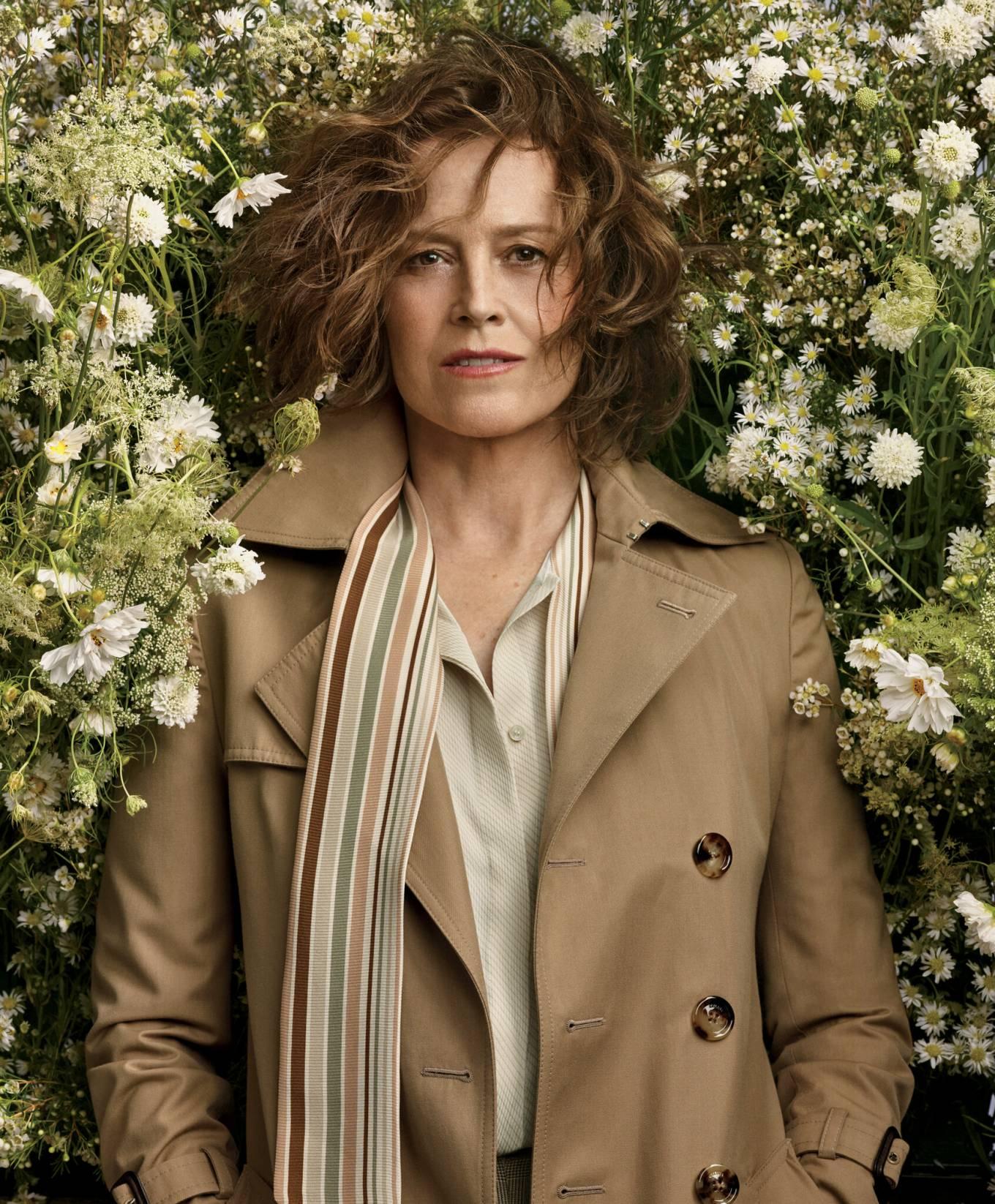 Sigourney Weaver - 2020 Craig McDean Photoshoot