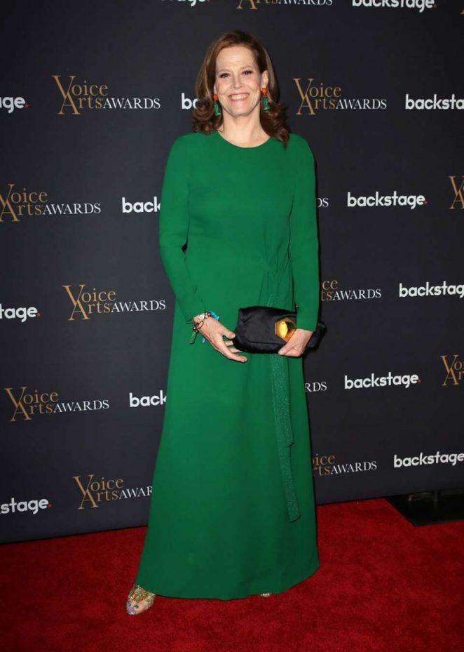 Sigourney Weaver - 5th Annual Voice Arts Awards in Burbank