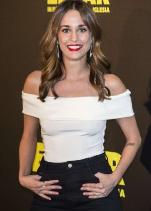Silvia Alonso - 'El Bar' Premiere in Madrid