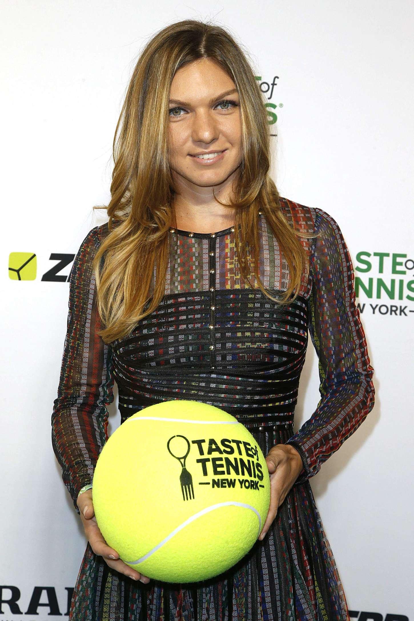 simona halep taste of tennis gala 01 gotceleb