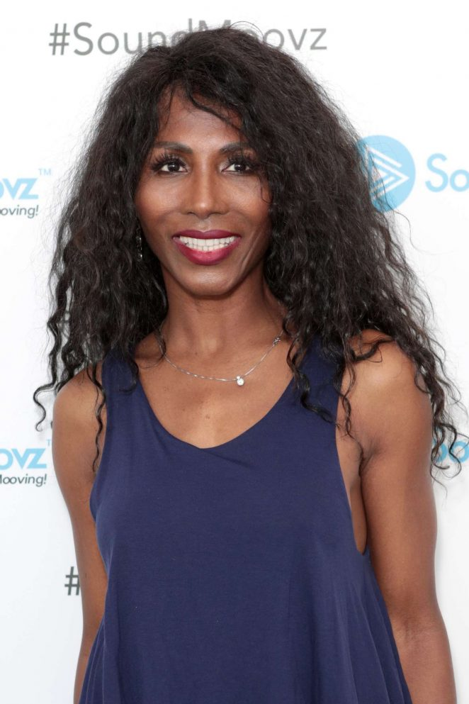 Sinitta – SoundMoovz Launch in London
