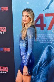 Sistine Rose Stallone - '47 Meters Down Uncaged' premiere in Westwood