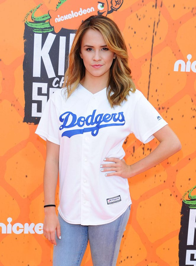 Sixx Orange – 2016 Nickelodeon's Kids' Choice Sports Awards in Westwood
