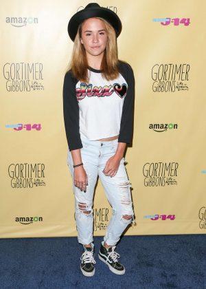 Sixx Orange - 'Gortimer Gibbon's Life on Normal Street' Premiere in Burbank
