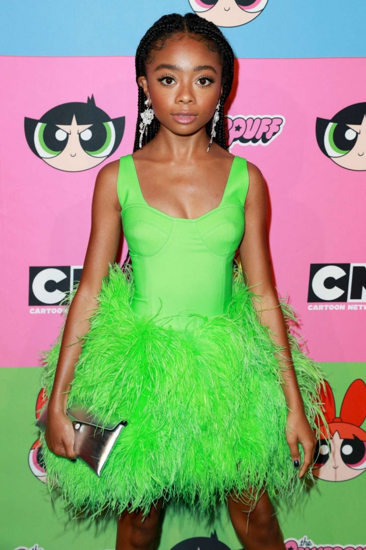 Skai Jackson - Christian Cowen x The Powepuff Girls Runway Show in LA