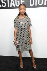 Skai Jackson - Dior Beauty Pop Up in Los Angeles