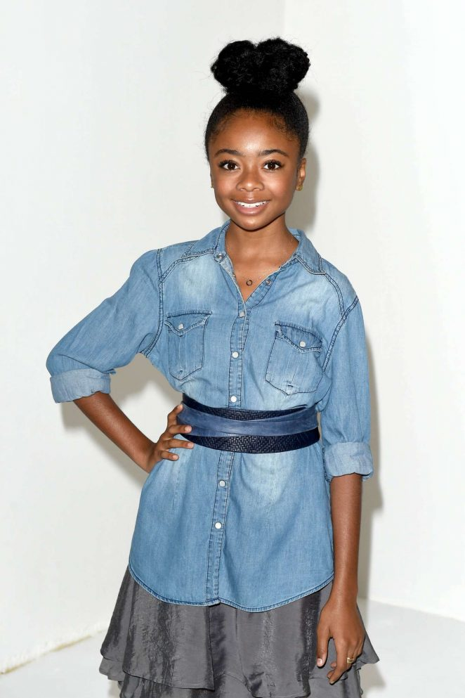 Skai Jackson - Elizabeth Glaser Pediatric AIDS Foundation's 'A Time For Heroes' in LA