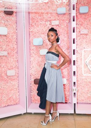 Skai Jackson - 'Pop and Suki Collection 2' Event in Los Angeles
