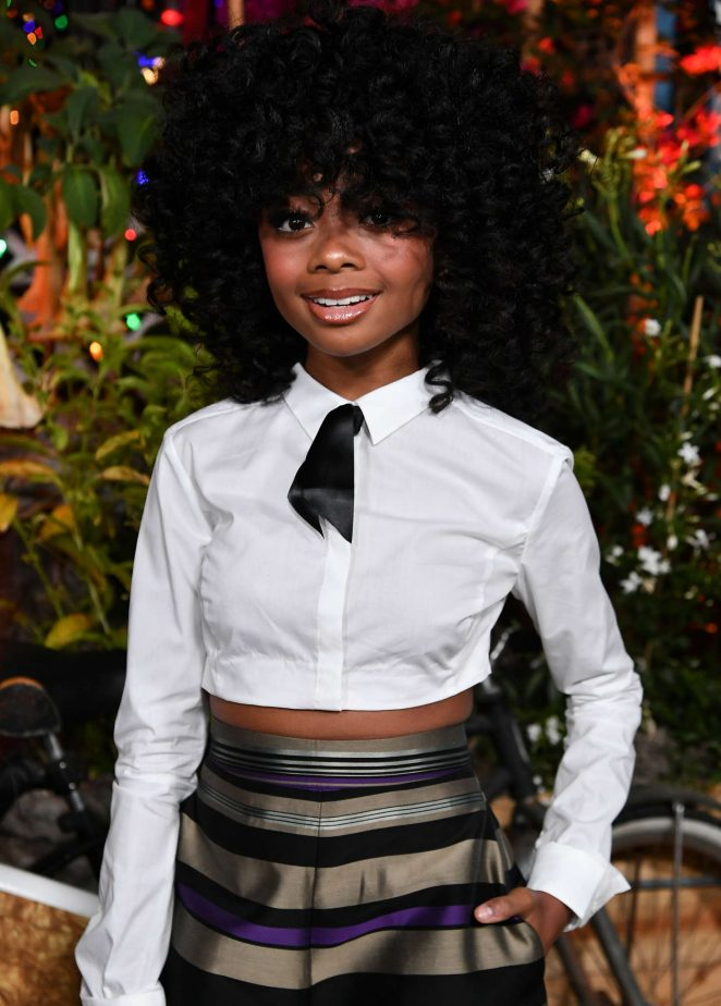 Skai Jackson - Teen Vogue Young Hollywood Party in Los Angeles