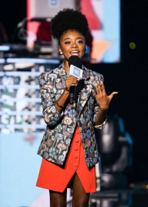 Skai Jackson - WE Day UN 2018 in New York